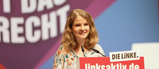 Kathrin Flach Gomez kandidiert für das Europäische Parlament auf Platz 15