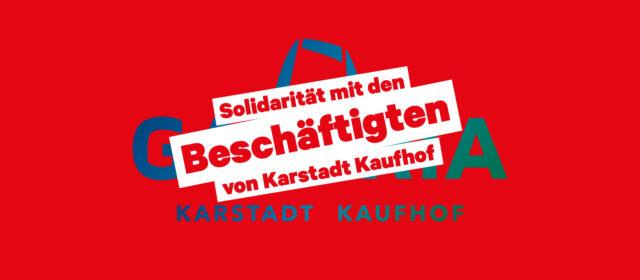 Karstadt: DIE LINKE unterstützt Forderungen der Beschäftigten
