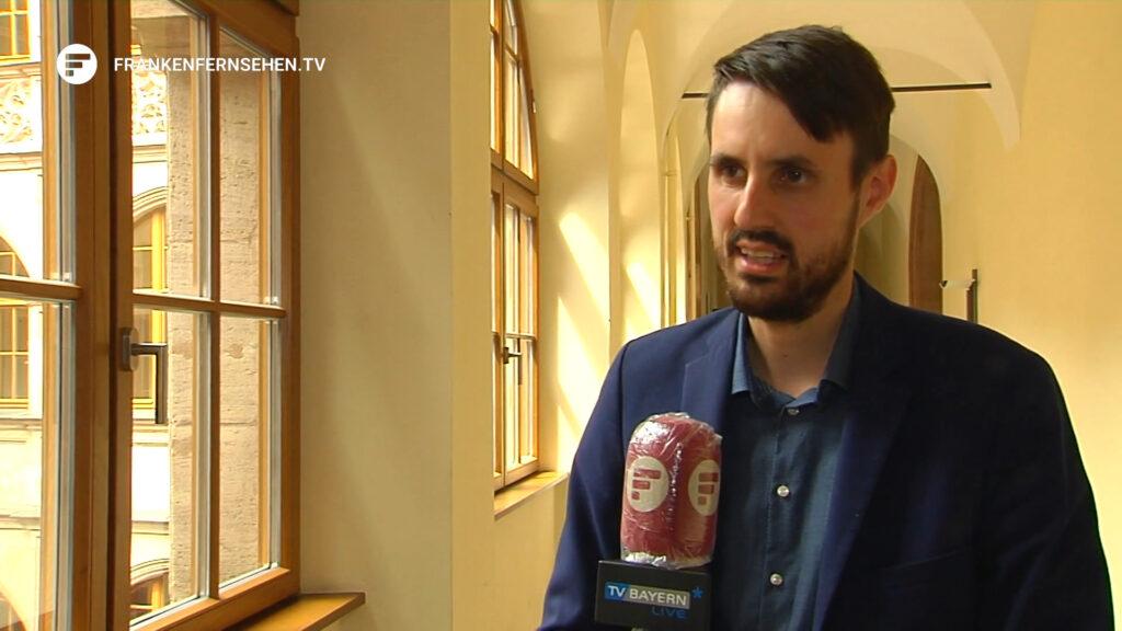 Interview mit Titus Schüller auf FrankenFernsehen.de
