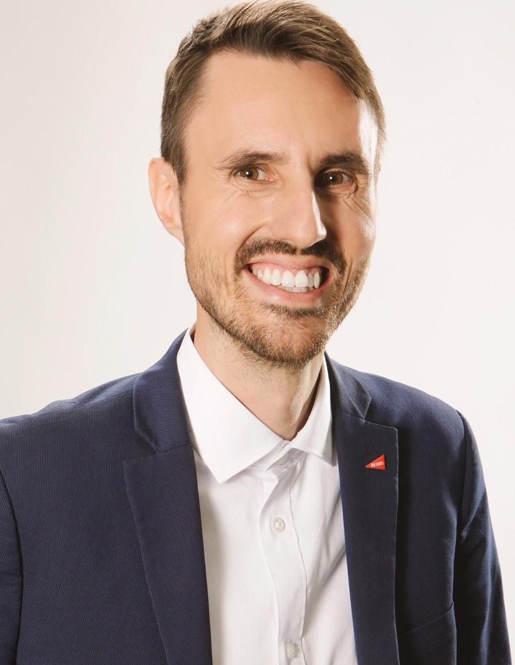 Direktkandidat für Wahlkreis 245 (Nürnberg-Nord):Titus Schüller